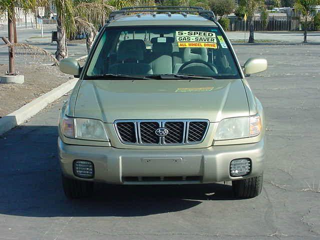2001 Subaru Forester S - Freedom CA