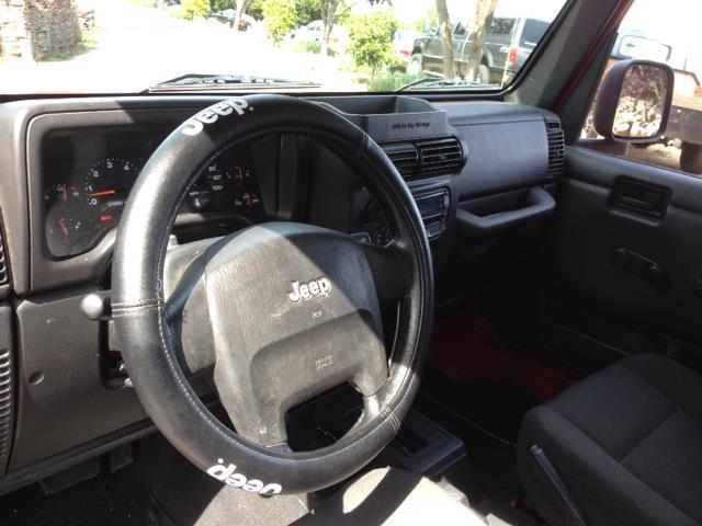 2006 Jeep Wrangler SE 2dr SUV 4WD - Freedom CA