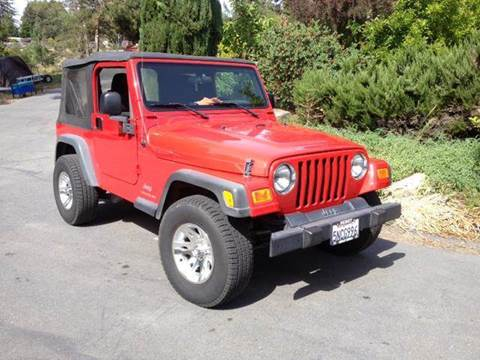2006 Jeep Wrangler for sale in Freedom, CA