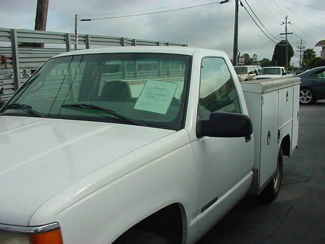 1999 Chevrolet C/K 3500 Utility  - Freedom CA