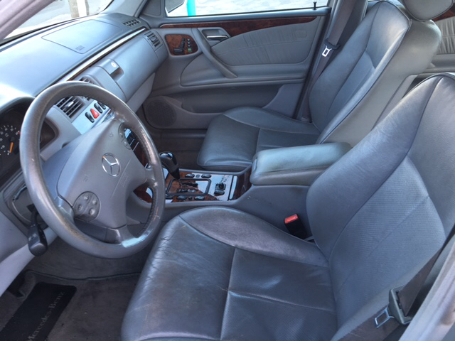 2001 Mercedes-Benz E-Class E320 4dr Sedan - Freedom CA