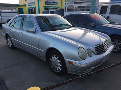 2001 Mercedes-Benz E-Class for sale in Freedom CA