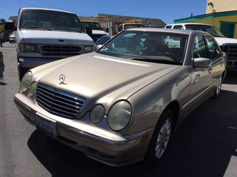 2000 Mercedes-Benz E-Class for sale in Freedom, CA