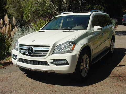 2012 Mercedes-Benz GL-Class for sale in Freedom CA