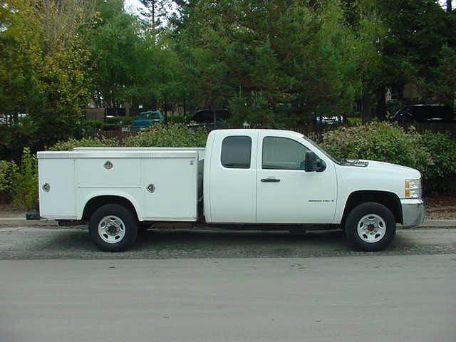 2009 Chevrolet Silverado 2500HD 4x2 Work Truck 4dr Extended Cab LB - Freedom CA