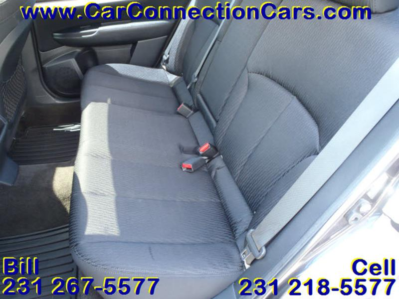 2011 Subaru Legacy AWD 2.5i Premium 4dr Sedan 6M - Williamsburg MI