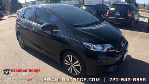 2015 Honda Fit for sale in Littleton, CO