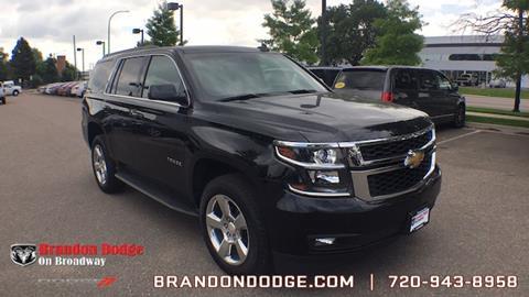 2017 Chevrolet Tahoe for sale in Littleton, CO