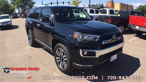 2015 Toyota 4Runner for sale in Littleton, CO