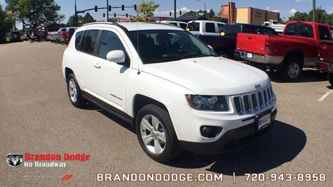 2017 Jeep Compass for sale in Littleton, CO