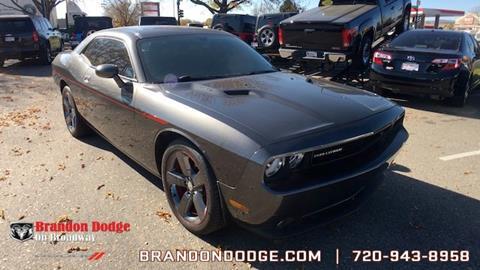 2013 Dodge Challenger for sale in Littleton, CO