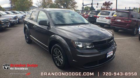 2017 Dodge Journey for sale in Littleton, CO
