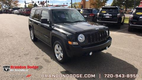 2014 Jeep Patriot for sale in Littleton, CO