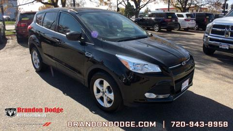 2016 Ford Escape for sale in Littleton, CO
