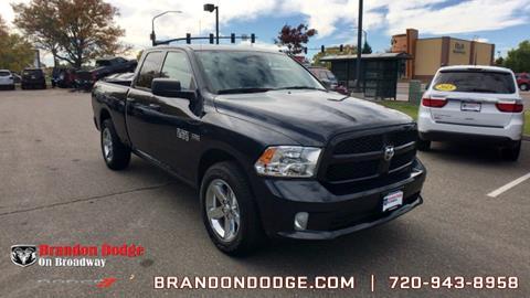 2017 RAM Ram Pickup 1500 for sale in Littleton, CO