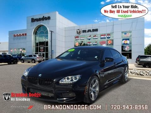 Bmw Used For Sale >> Bmw M6 For Sale Carsforsale Com