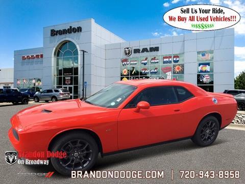 2018 Dodge Challenger for sale in Littleton, CO