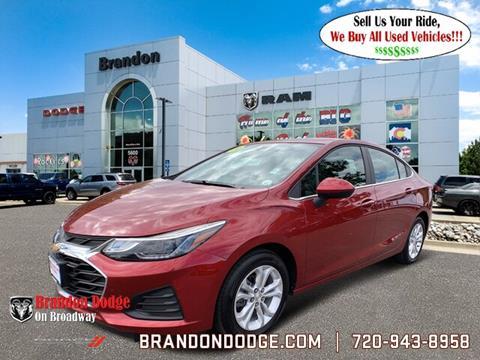 2019 Chevrolet Cruze for sale in Littleton, CO
