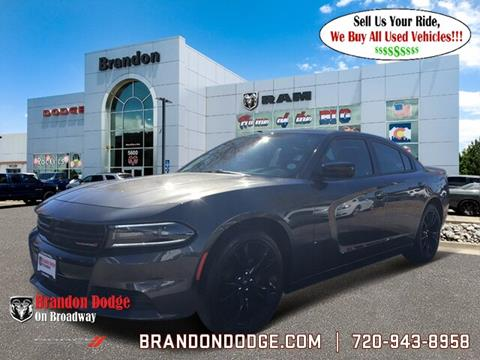 2018 Dodge Charger for sale in Littleton, CO