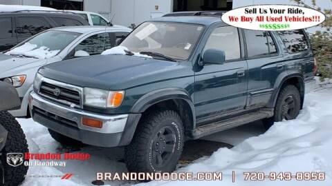 used 1997 toyota 4runner for sale in denver co carsforsale com carsforsale com