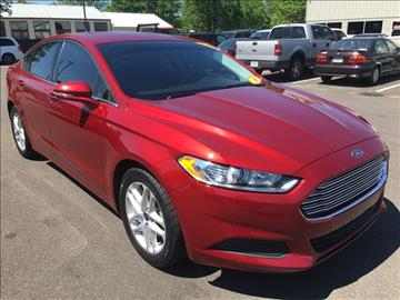 2016 Ford Fusion for sale in Elkhart, IN