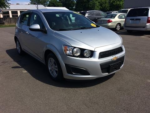 2016 Chevrolet Sonic for sale in Elkhart, IN