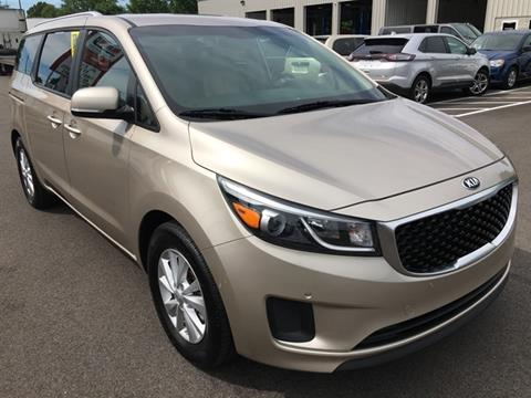 2017 Kia Sedona for sale in Elkhart, IN