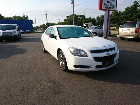 2012 Chevrolet Malibu for sale in Elkhart, IN