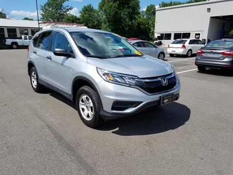 2016 Honda CR-V for sale in Elkhart, IN