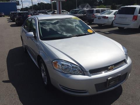 2016 Chevrolet Impala Limited for sale in Elkhart, IN