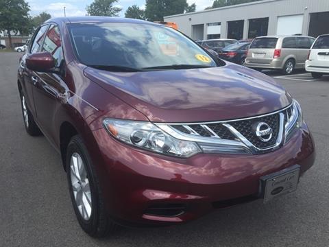 2012 Nissan Murano for sale in Elkhart, IN