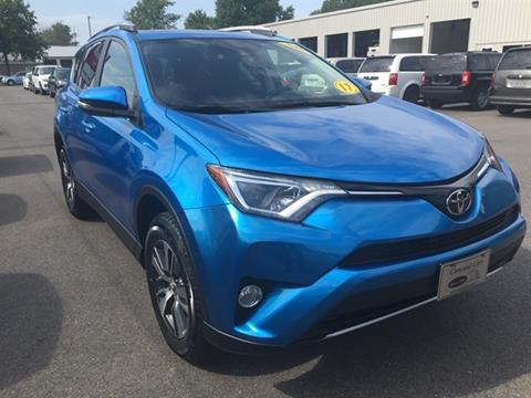 2017 Toyota RAV4 for sale in Elkhart, IN