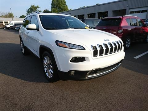 2017 Jeep Cherokee for sale in Elkhart, IN