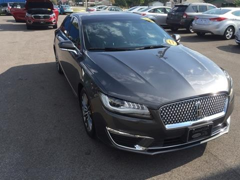 2017 Lincoln MKZ for sale in Elkhart, IN
