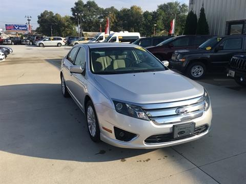 2011 Ford Fusion Hybrid for sale in Elkhart, IN