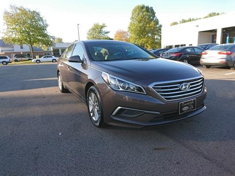 2017 Hyundai Sonata for sale in Elkhart, IN