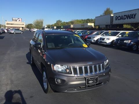 2017 Jeep Compass for sale in Elkhart, IN
