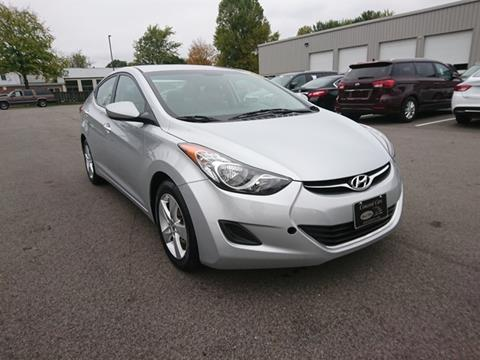 2013 Hyundai Elantra for sale in Elkhart, IN