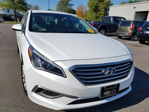 2017 Hyundai Sonata for sale in Elkhart, IN