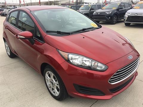 2016 Ford Fiesta for sale in Elkhart, IN