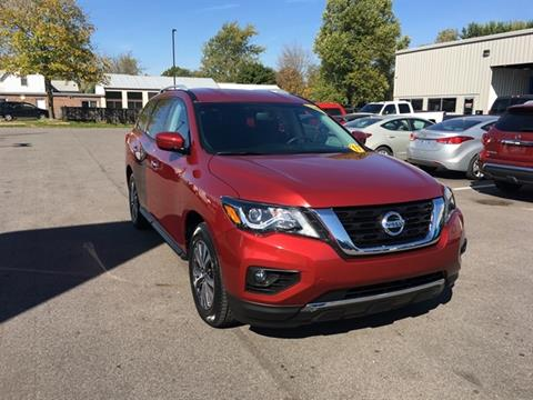 2017 Nissan Pathfinder for sale in Elkhart, IN