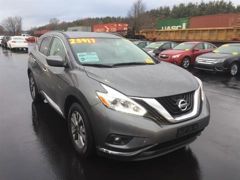 2017 Nissan Murano for sale in Elkhart, IN
