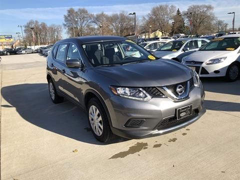 2016 Nissan Rogue for sale in Elkhart, IN