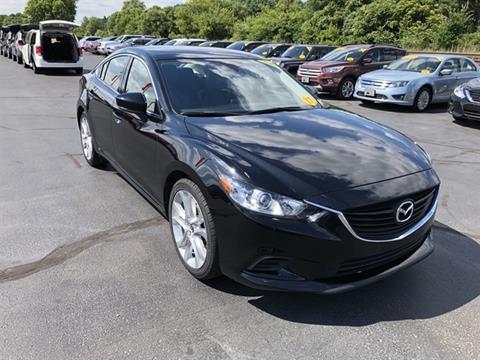 2017 Mazda MAZDA6 for sale in Elkhart, IN