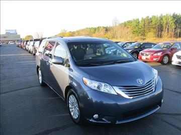 2016 Toyota Sienna for sale in Elkhart, IN
