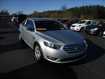 2016 Ford Taurus for sale in Elkhart, IN