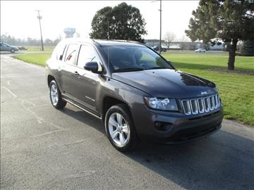 2016 Jeep Compass for sale in Elkhart, IN