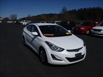 2016 Hyundai Elantra for sale in Elkhart, IN