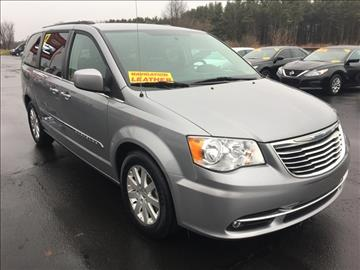 2014 Chrysler Town and Country for sale in Elkhart, IN