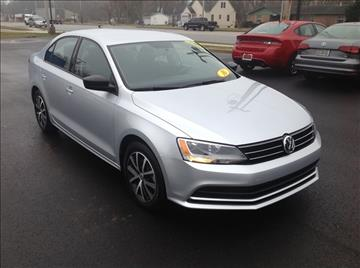 2016 Volkswagen Jetta for sale in Elkhart, IN